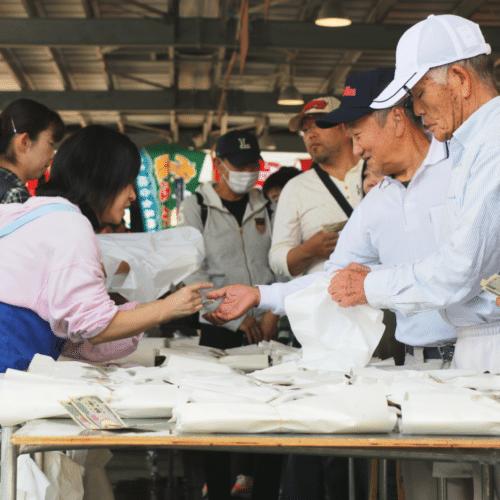 紀州湯浅のギョギョッとお魚まつり