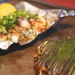 【火傷に注意】湯浅で熱々グルメを食べるならここ!メニュー豊富な八坂の鉄板焼き