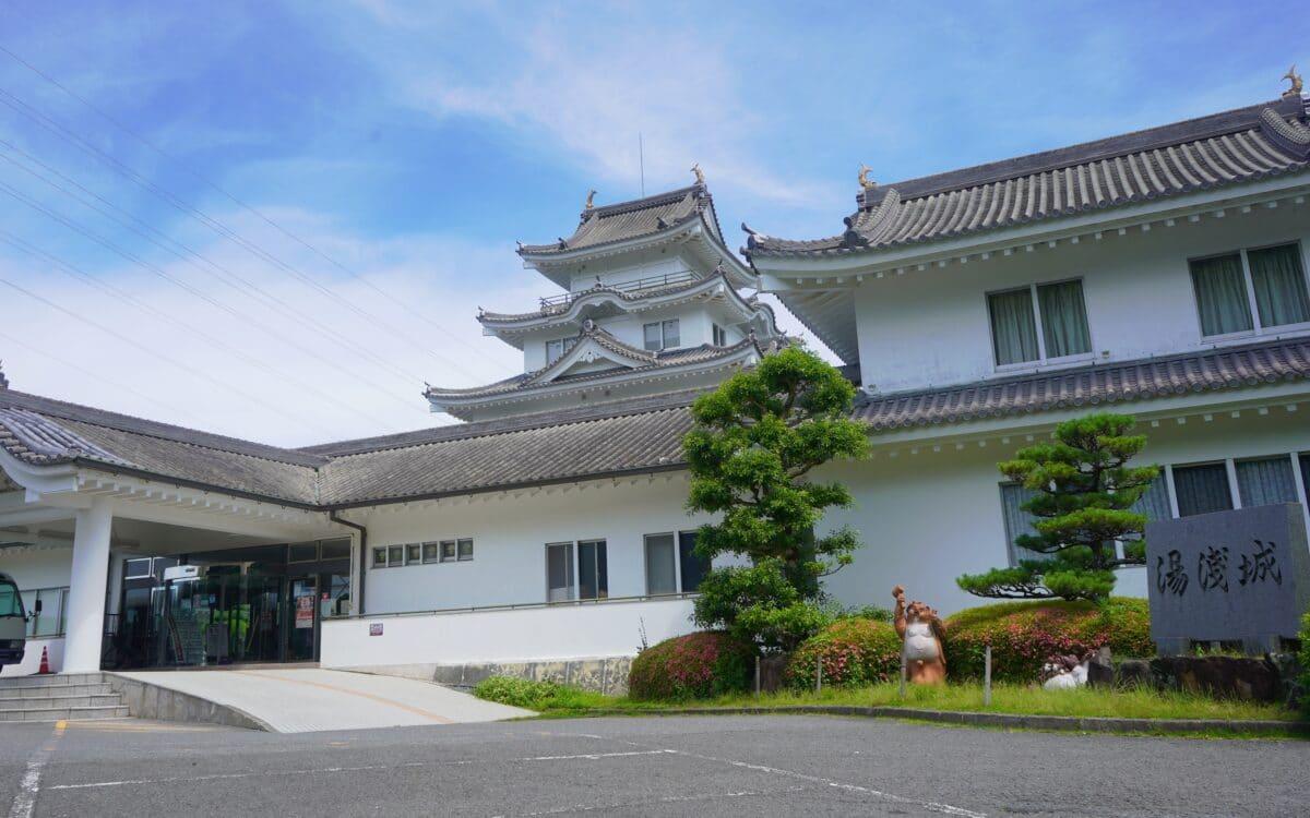 「湯浅城」の魅力再発見!これから目指す地元に根差した宿泊施設の在り方とは。